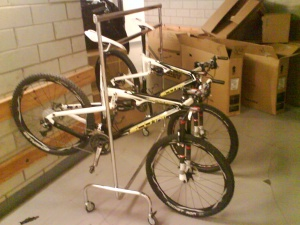 CRT bikes