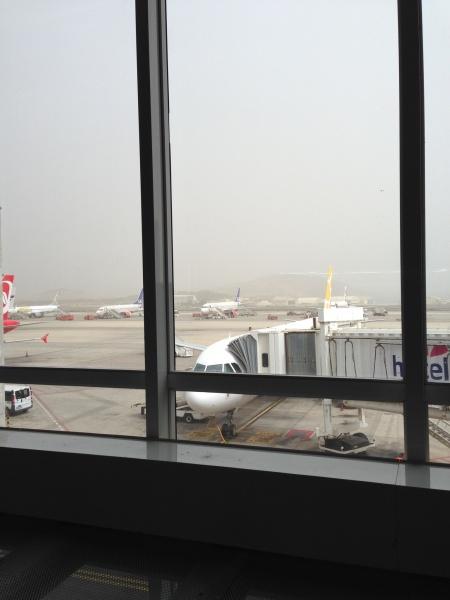 Sandstorm?